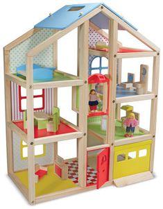 Great gift! Hi-Rise Dollhouse