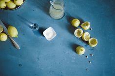 Seasalted Lemon Sorbet