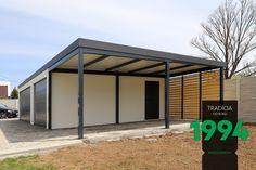 Atypická garáž na mieru Gardeon. Banks, Outdoor Decor, Home Decor, Decoration Home, Room Decor, Home Interior Design, Couches, Home Decoration, Interior Design
