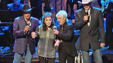 Country Music Lyrics - Quotes - Songs Loretta lynn - Country Music Legends Team Up For Unforgettable 'Will The Circle Be Unbroken' - Youtube Music Videos https://countryrebel.com/blogs/videos/country-legends-teams-up-for-unforgettable-will-the-circle-be-unbroken