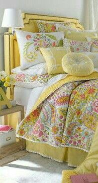 Comforters, Home Furnishings, Yellow Home Decor, Bed Sheets, Master Bedroom, Home Decor, Bed, Bedroom, Furnishings