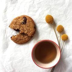 Cookies à la pâte de Spéculoos et pépites de chocolat - La vie lilloise