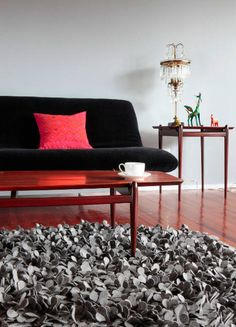 Busca imágenes de diseños de Hogar estilo translation missing: mx.style.hogar.moderno}: Tapete CORAL 3.00 x 2.50 (m). Encuentra las mejores fotos para inspirarte y y crear el hogar de tus sueños.