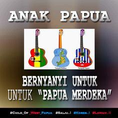 Anak Papua BERNYANYI Untuk PAPUA MERDEKA. http://bit.ly/17gihkq  #Free_West_Papua #Salju #Kores #Lawan