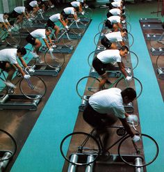 Kierin Training. To become a Japanese Keirin rider you have to attend Keirin school for eleven months to get your Keirin license.