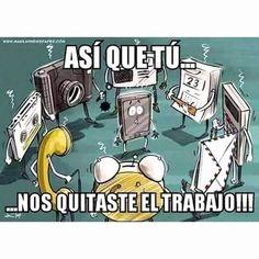 Imagenes Chistes y Memes - Memes - Mega Memeces Funny Spanish Memes, Spanish Humor, Funny Jokes, Hilarious, Spanish Class, Funny Images, Funny Pictures, Image Fun, Humor Grafico