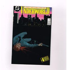 UNDERWORLD 4-part Copper Age series from DC Comics! NM  http://www.ebay.com/itm/UNDERWORLD-4-part-Copper-Age-series-DC-Comics-NM-/301374626820?roken=cUgayN&soutkn=34jjkb