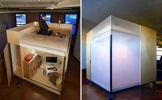 Living in a Cube: Setting Up a Geometric Space in Your Home on the Interior Collective