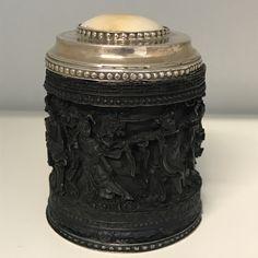 Caixa de chá, Séc. XIX. www.766gallery.com