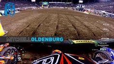 GoPro Mitchell Oldenburg Salt Lake City Supercross