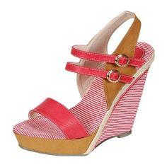 Reneeze DANCE-01 Women Platform High-Heel Wedge Sandals - Red/Camel, Size 9 Reneeze,http://www.amazon.com/dp/B007PSX2QY/ref=cm_sw_r_pi_dp_9oLHrb395E26489C