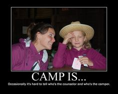 Counselors & Campers