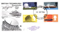 1966 British Technology, Jodrell Bank & Hovercraft
