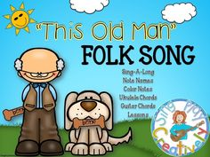 "Song ""This Old Man"" Sing a long Video"