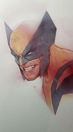 Wolverine by Ben Oliver *
