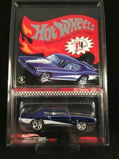 2007 Hot Wheels Redline Club RLC sELECTIONS Series 69 PONTIAC GTO Blue #864 #HotWheels #Pontiac