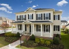 Dream House exterior. Adamstown Commons | New Maryland / D.C. Homes For Sale | New Homes in Maryland / D.C. | Beazer Homes