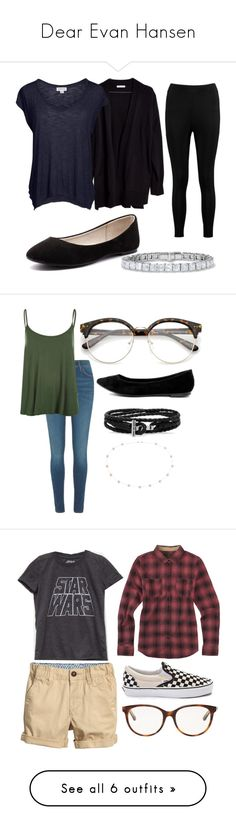 """""""Dear Evan Hansen"""" by elizaschuyler1780 ❤ liked on Polyvore featuring Madewell, Velvet by Graham & Spencer, Boohoo, Verali, River Island, WearAll, Breckelle's, Accessorize, Blue Nile and Burton"""