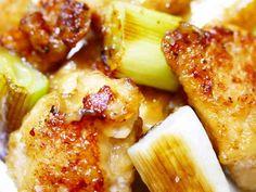 鶏むね肉が柔らかい!焼き鳥風ゆず胡椒焼きの画像