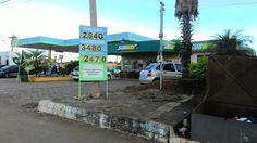 Posto de combustível Goiânia