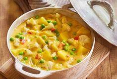 Einfach Lecker » Blumenkohl-Curry » Finden Sie leckere Rezeptideen für jeden Tag, die Ihnen das tägliche Kochen leichter machen. » Einfach Lecker