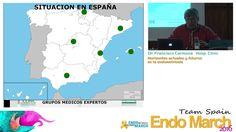 Participación del Dr. Francisco Carmona en las ponencias de la Marcha Mundial por la Endometriosis en España 2016