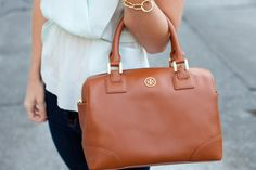 simple + classic tory burch