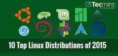 Image result for linux distros