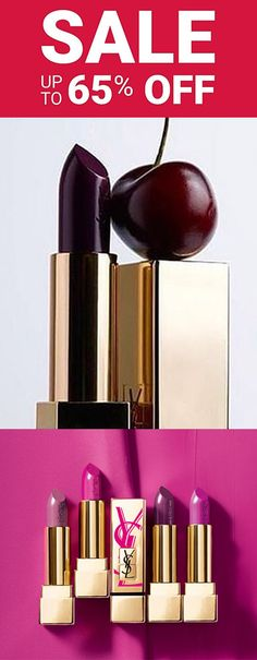 2 new lippies for the summer( do we ever need an excuse ladies?!!!) The lipstick so luxurious!  Only €9.99.