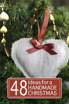 DIY:: #48 Beautiful Handmade Holiday Decor Ideas !