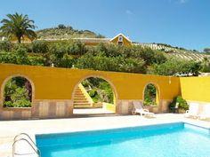 Holiday Villa Cortijo del Abuelo Juan in Seville Province