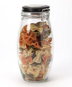 Look at this #zulilyfind! 68-Oz. Firenze Hermetic Jar by Global Amici #zulilyfinds