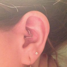 i really want that pierced