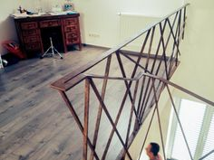 baraffe06 Balustrades, Facade, Gate, Stairs, Loft, Living Room, Interior Design, Architecture, Outdoor