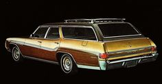 Station wagon. The best family car ever on the road