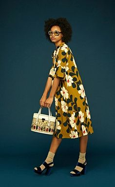 Spring Summer 18 lookbook   Orla Kiely —iconic bags, clothing, accessories and home