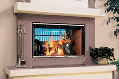 Fireplace -Lennox