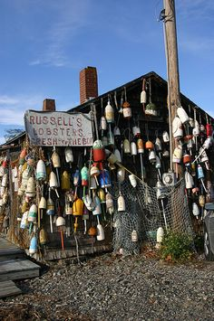 Maine Lobster Shack by California Will, via Flickr