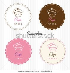 Stock Images similar to ID 167738012 - collection bakery badges and...