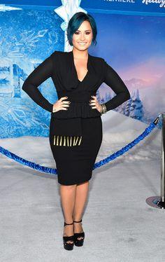 Demi Lovato in Altuzarra