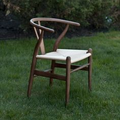 Wegner Style Wishbone Chair - Click to enlarge
