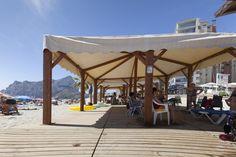 Playa Accesible - C/ Llevant #Calpe #Calp