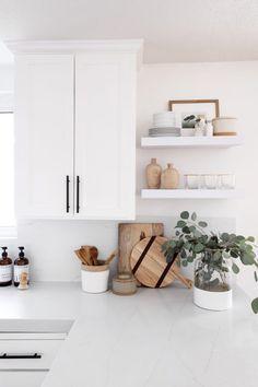 Home Decoration Interior .Home Decoration Interior Home Decor Kitchen, Kitchen Interior, Home Kitchens, Kitchen Modern, Minimalist Kitchen, Minimalist Living, Rustic Kitchen, Kitchen Staging, Galley Kitchens