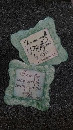 Check out this item in my Etsy shop https://www.etsy.com/listing/233469357/inspirational-verse-wood-magnet-set2