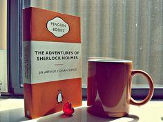 Sherlock Holmes... Klassiek voor innovatie en onderzoek