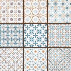Adesivo Azulejo Hidráulico -110696036 - Lançamento