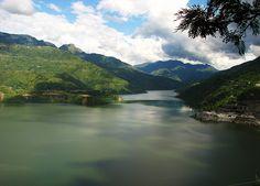 Tehri Lake, Uttarakhand, India