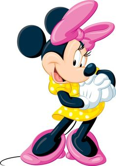 Minnie Mouse Costume Image