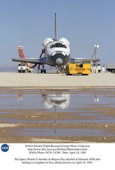 Orbiter Columbia - Space Shuttle