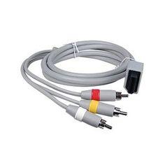 AV Cable (Nintendo Wii) - http://www.cheaptohome.co.uk/av-cable-nintendo-wii/  AV Cable (Nintendo Wii) Short Description Nintendo Wii TV AV-Kabel für Nintendo Wii Konsole. AV Cable (Nintendo Wii) Key Features List Price: £4.02 Price: £4.02   Related B000ZM4IQK Products